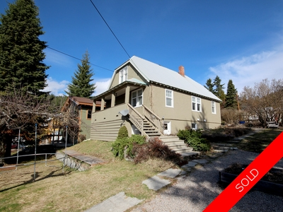 Rossland House for sale:  3 bedroom 2,113 sq.ft. (Listed 2015-03-31)