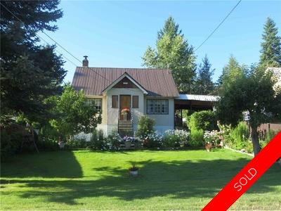 Rossland House for sale:  4 bedroom 2,020 sq.ft. (Listed 2016-08-10)